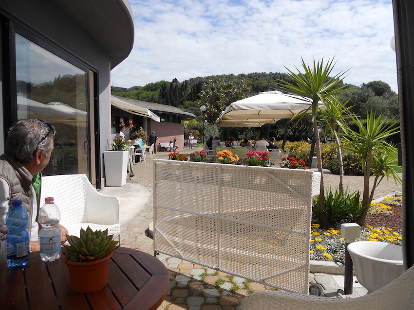 club house tennis lerici