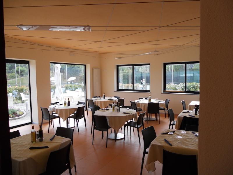ristorante club tennis lerici