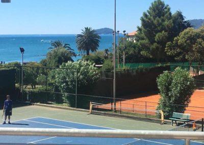 tennis campo e mare lerici